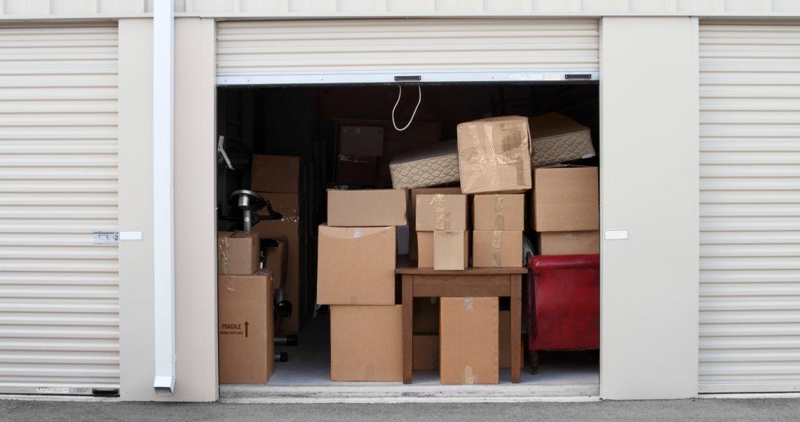 image of Inside Storage Unit